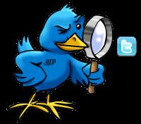 logo Twitter diseñado para ARP-SAPC por David Revilla