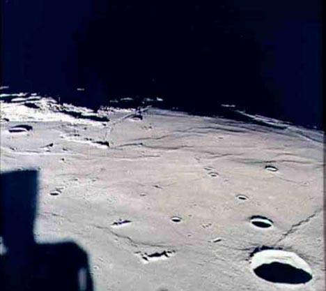 Fotografía original de la NASA