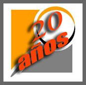 Logo 20 años ARP-SAPC