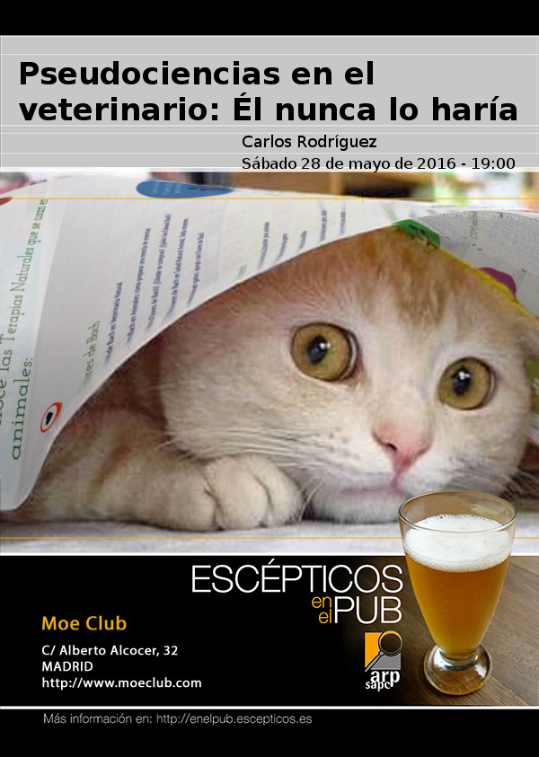 Pseudociencias en veterinaria